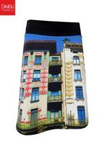 Jugendstil skirt by Camou4KANGA®