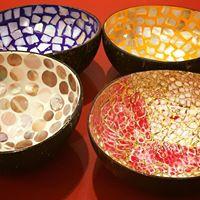 Coconut bowls